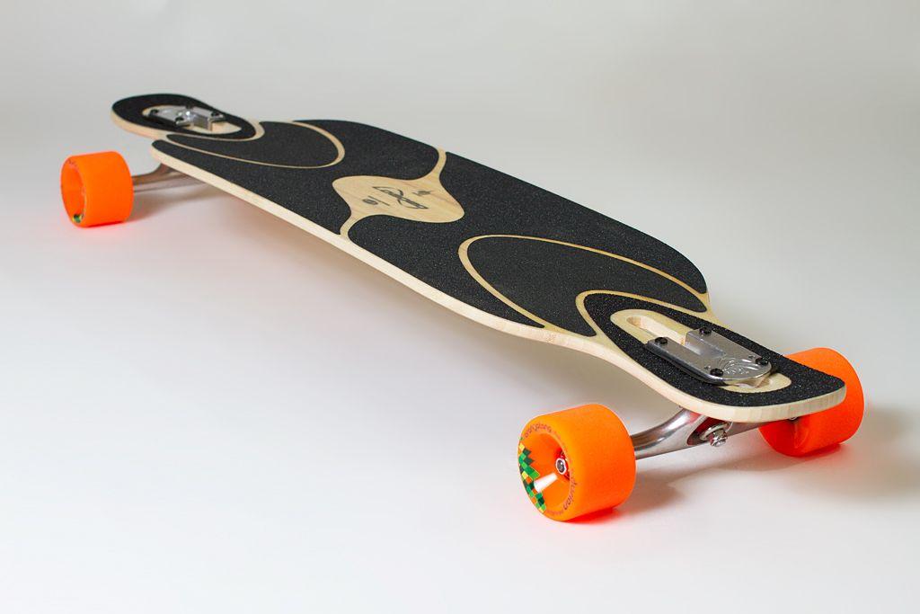 The NEW Loaded Dervish - Dervish Sama | Skateboarding-Longboarding