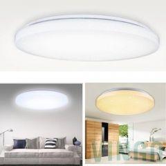 60W LED Deckenleuchte Wohnzimmerlampe Farbwechsel Mordern