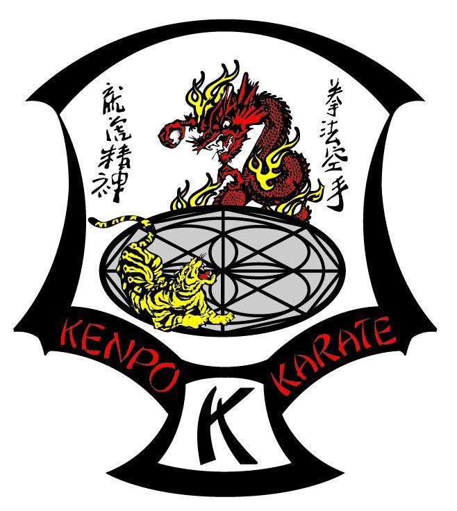 Ed Parker Kenpo Karate Crest Kempo Karate Pinterest