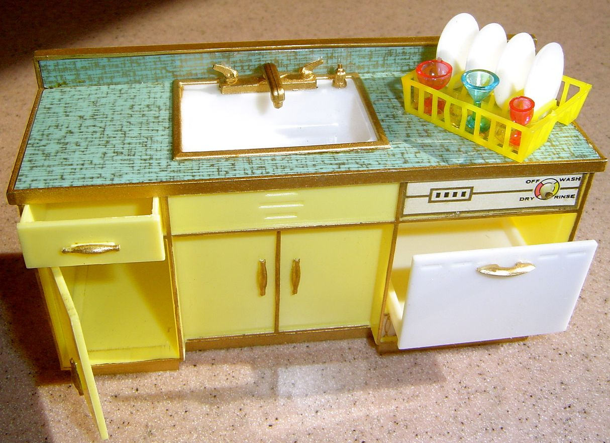 Petite Princess Doll House Furniture