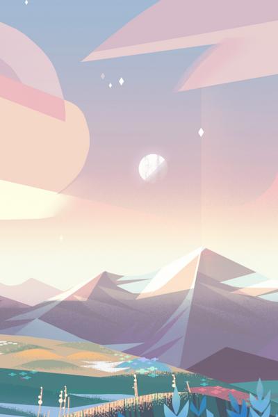 Image Result For Steven Universe Sun Environment Steven