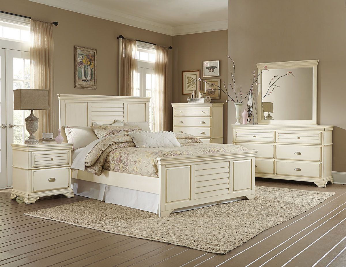 Home elegance laurinda queen bed kamar di bedroom