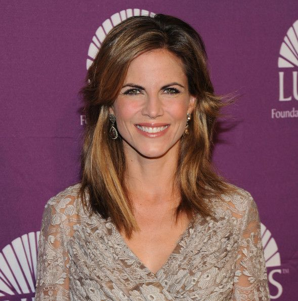 Natalie Morales Hair--my girl crush. Sorry Jennifer Garner...