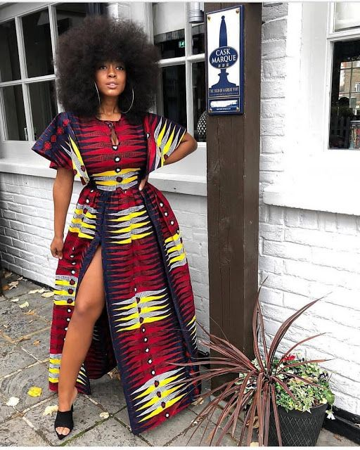 Top 20 Latest Ankara Styles Designs 2019: 20 Pictures Of Best Ankara Styles To Rock 2019