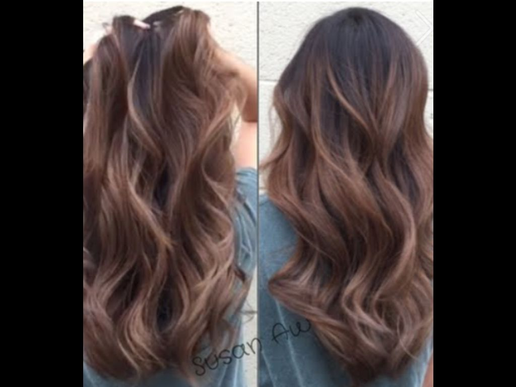 Light Brown Hair Style: Hairstyles In 2019