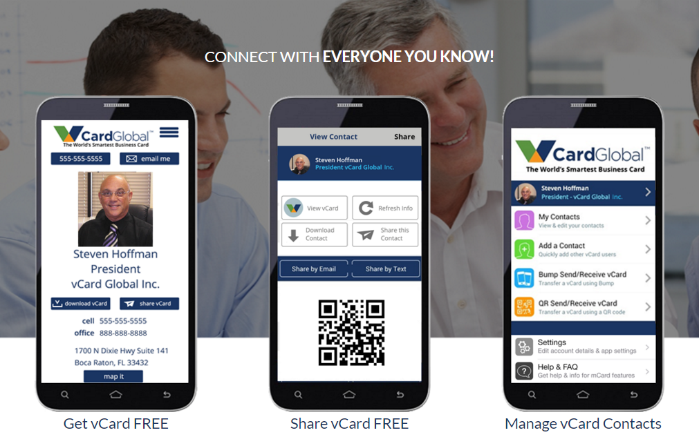 Get a free mobile app business card for your business httpwww get a free mobile app business card for your business http reheart Images