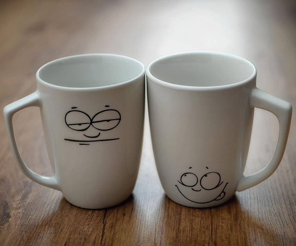 funny cups