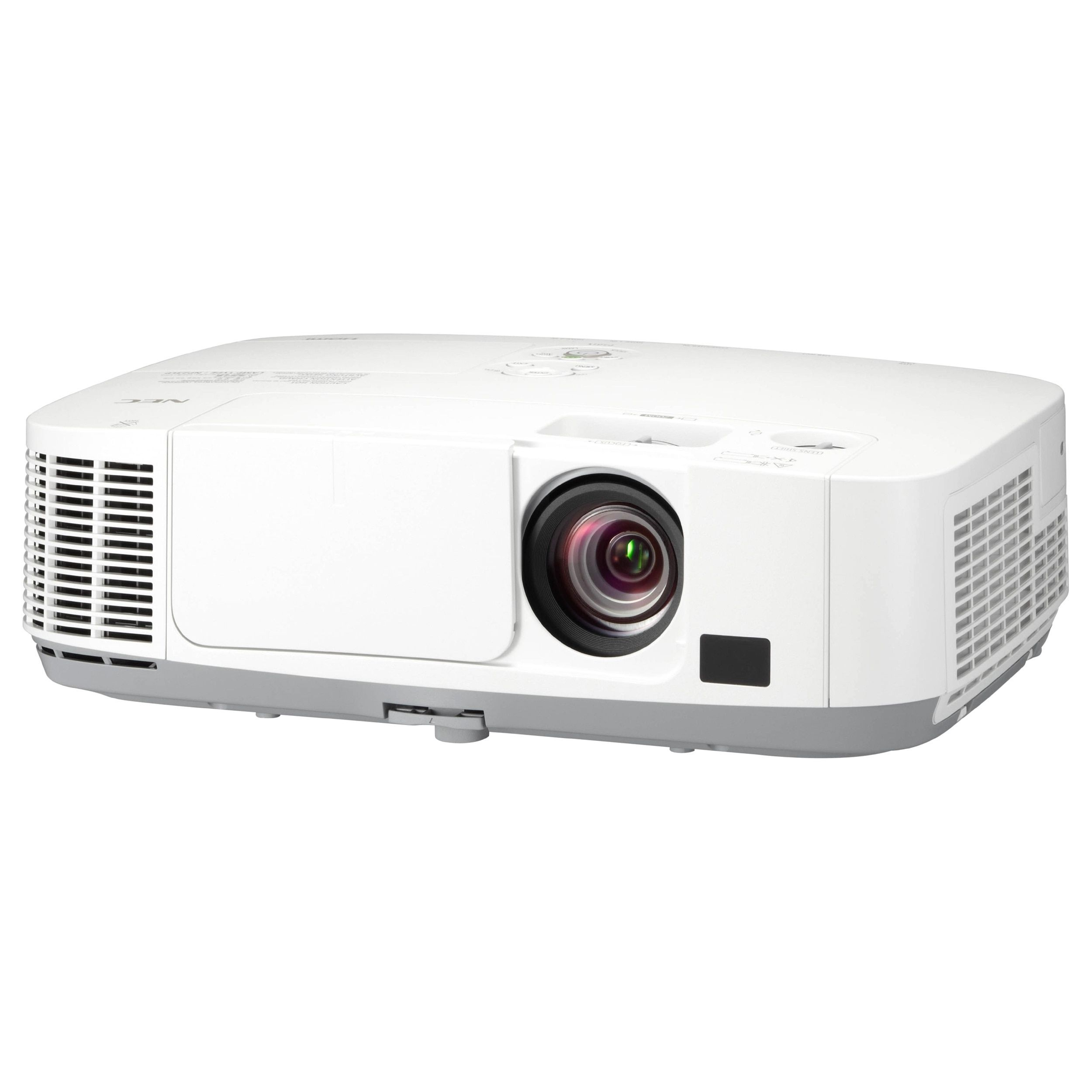 Nec Display Np P501x Lcd Projector 720p Hdtv 43 Products