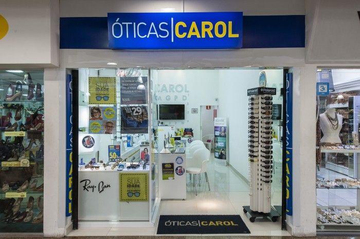 9e3c2e0a0071e Óticas Carol   Shopping Balneário