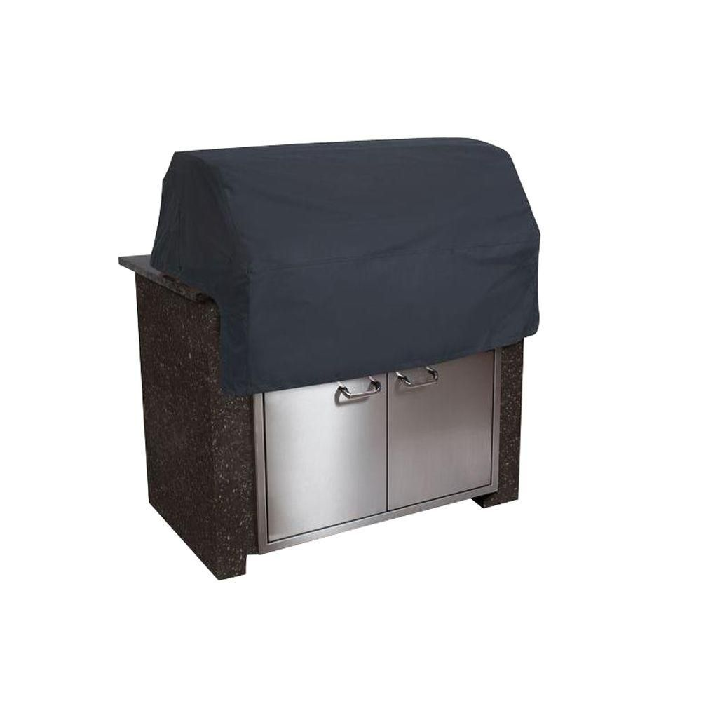 Classic Accessories X Small Built In Grill Top Cover 55 311 360401 00 Small Bbq Built In Bbq Grill Outdoor Kitchen Design