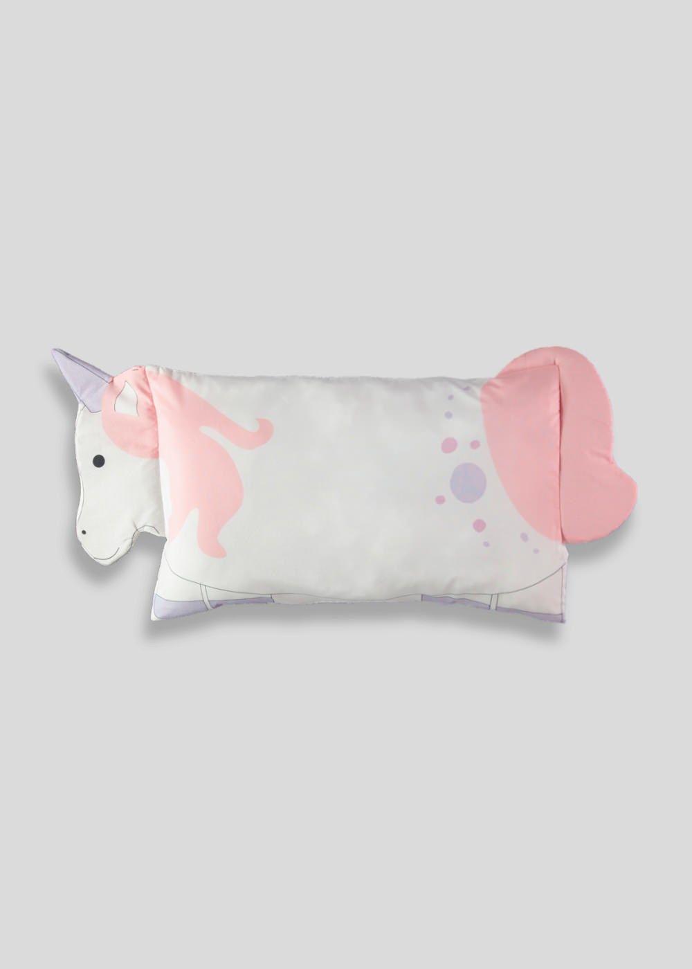 Kids unicorn shape pillowcase u white paytonus room pinterest