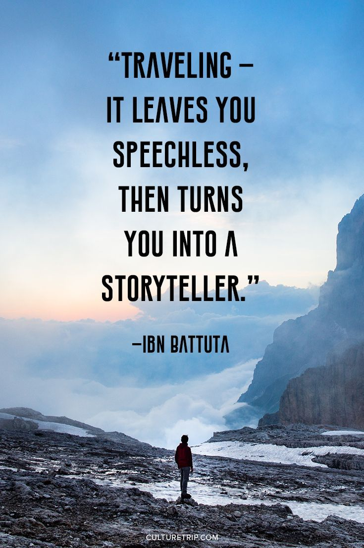 Pinterest Inspirational Quotes About Life: Inspiring Travel Quotes You Need In Your Life