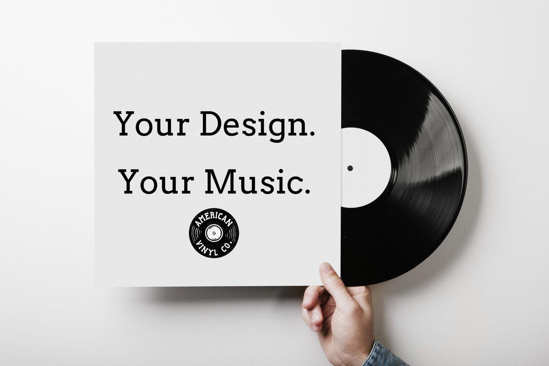 12 Custom Vinyl Record With Images Custom Vinyl Vinyl Records Printing Labels