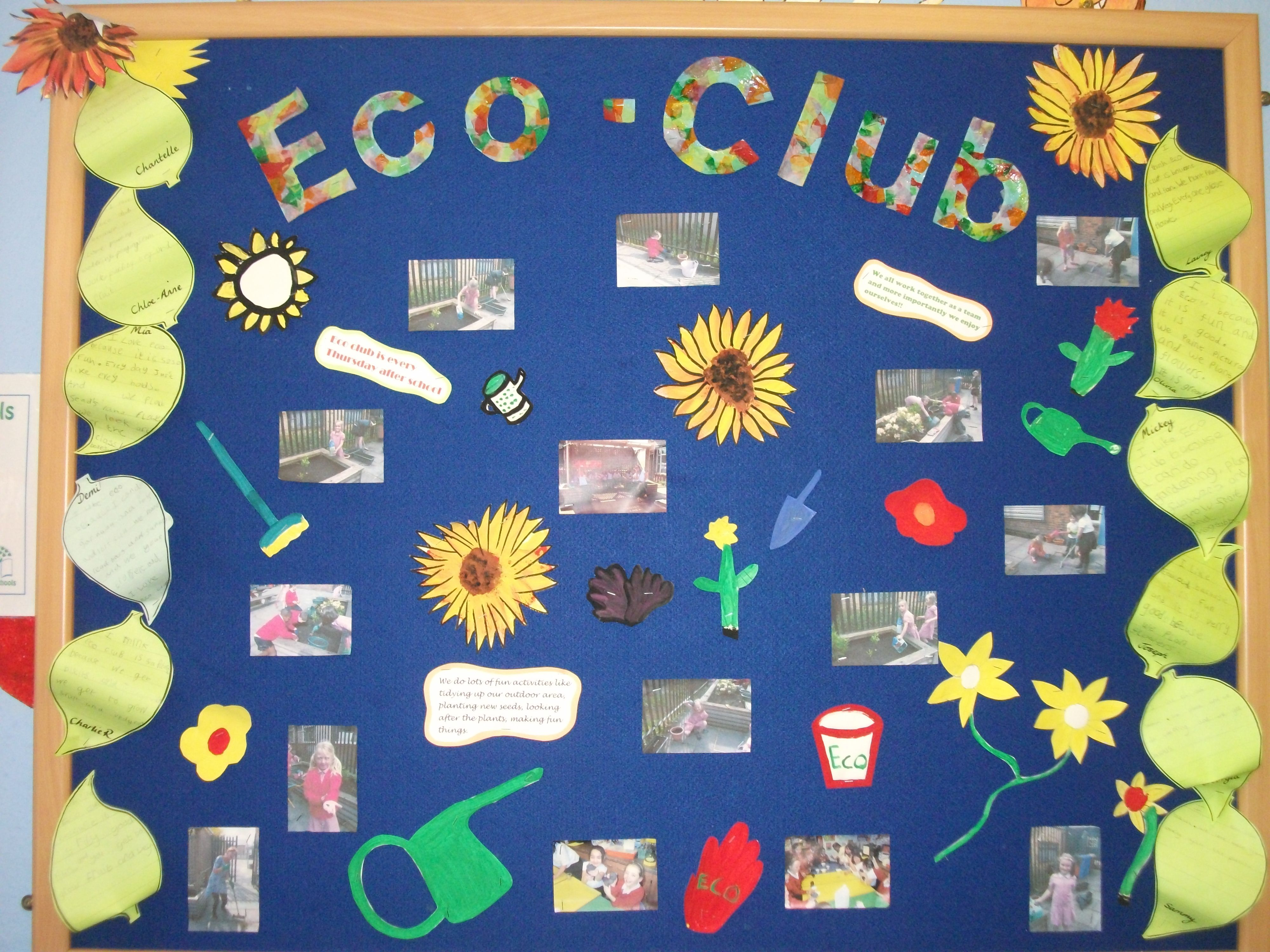 A Beautiful Idea From Christ Church School Using Our