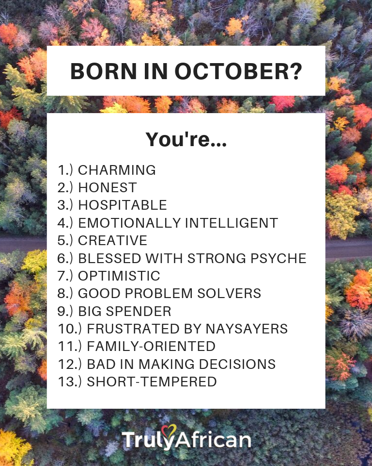 Are You An October Baby Here Are The 13 Reasons Why People Born In October Are Such Blessed People October Quotes People Born In October October Born Quotes