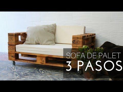 11 Manualidades Con Pallets Paso A Paso Ideas Creativas Y - Muebles-de-palets-paso-a-paso