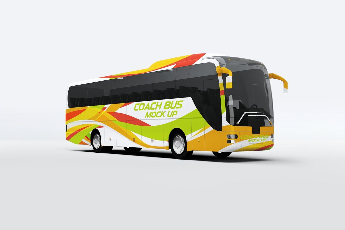 Bus Advertising Template
