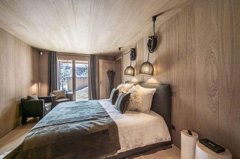Chalet Kibo, 2014 - Angelique Buisson | bedroom_styling | Pinterest