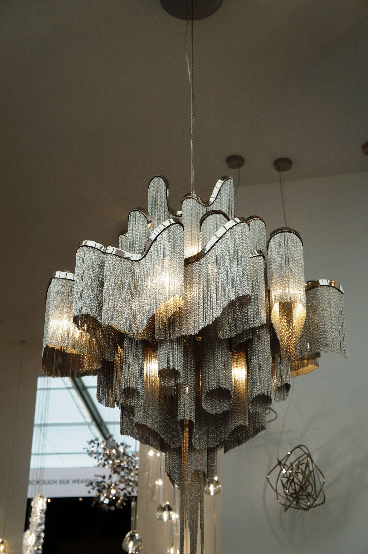 Beautiful Glamorous Lighting By Terzani At Decorex 15 Lamp