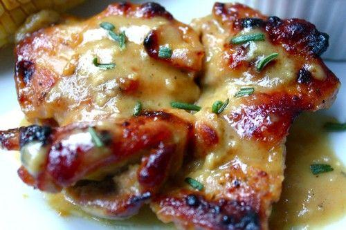 Man-Pleasing Chicken Man-Pleasing Chicken Man-Pleasing Chicken