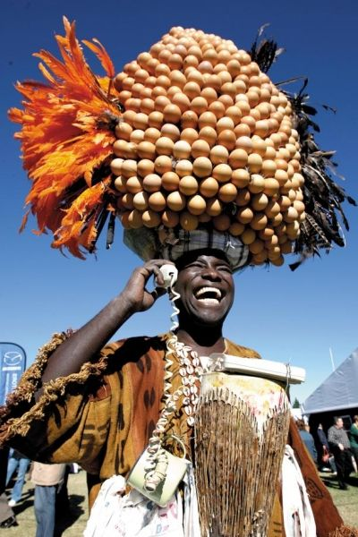 """CAPE TOWN — The Guiness Book of Records has invited the Mother City's """"eggman"""", Gregory da Silva, to Italy to attempt a world record for the biggest hat made from fresh eggs."""
