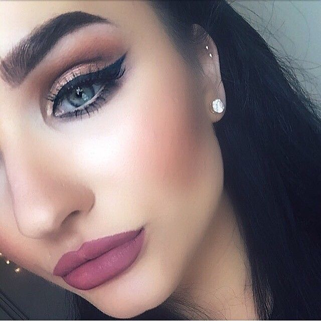 Pinterest: kylizzlerussett☽ Beauty makeup Beauty hacks