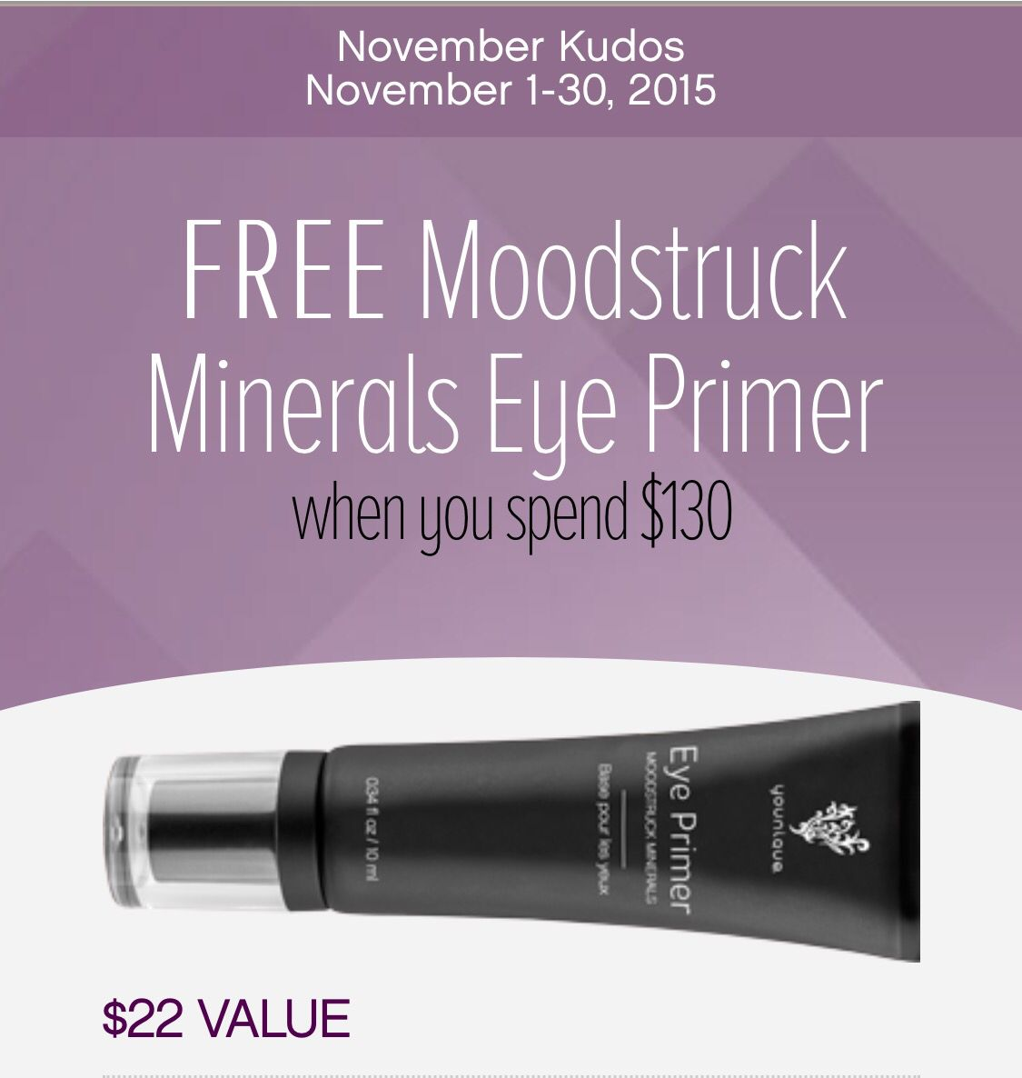 I could easily spend $130 on this make up! Younique is amazing!