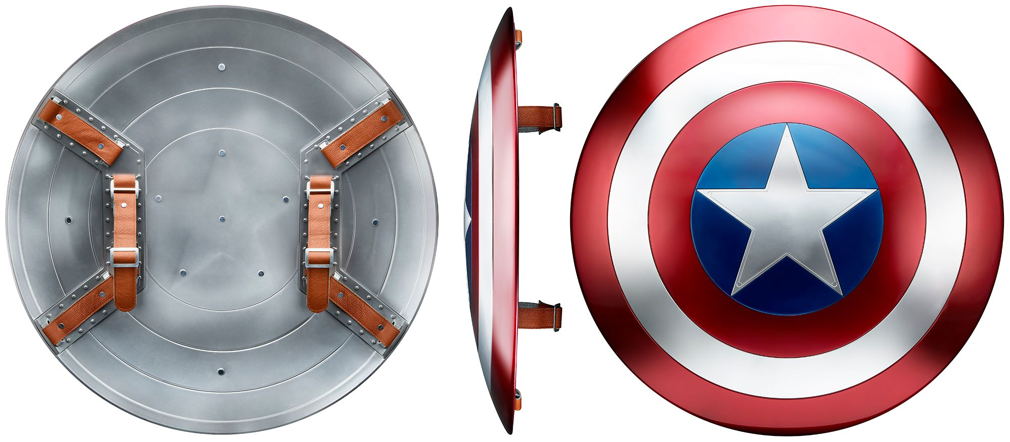 Act Out Your Wildest Civil War Fantasies With Hasbro S New Roleplay Gear Captain America Shield Captain America Marvel Legends