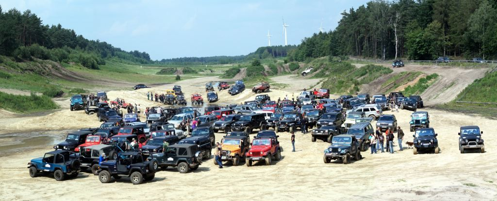 7 slots jeep club ohio