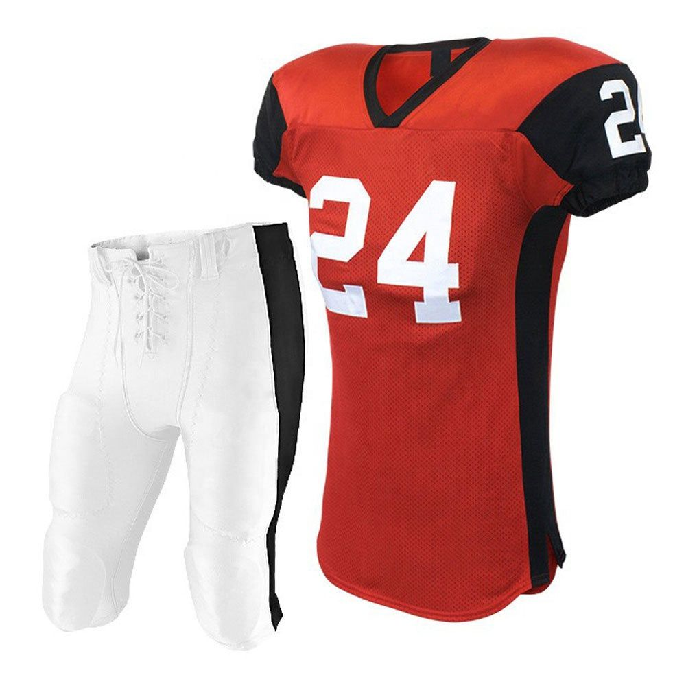 personalised american football jersey