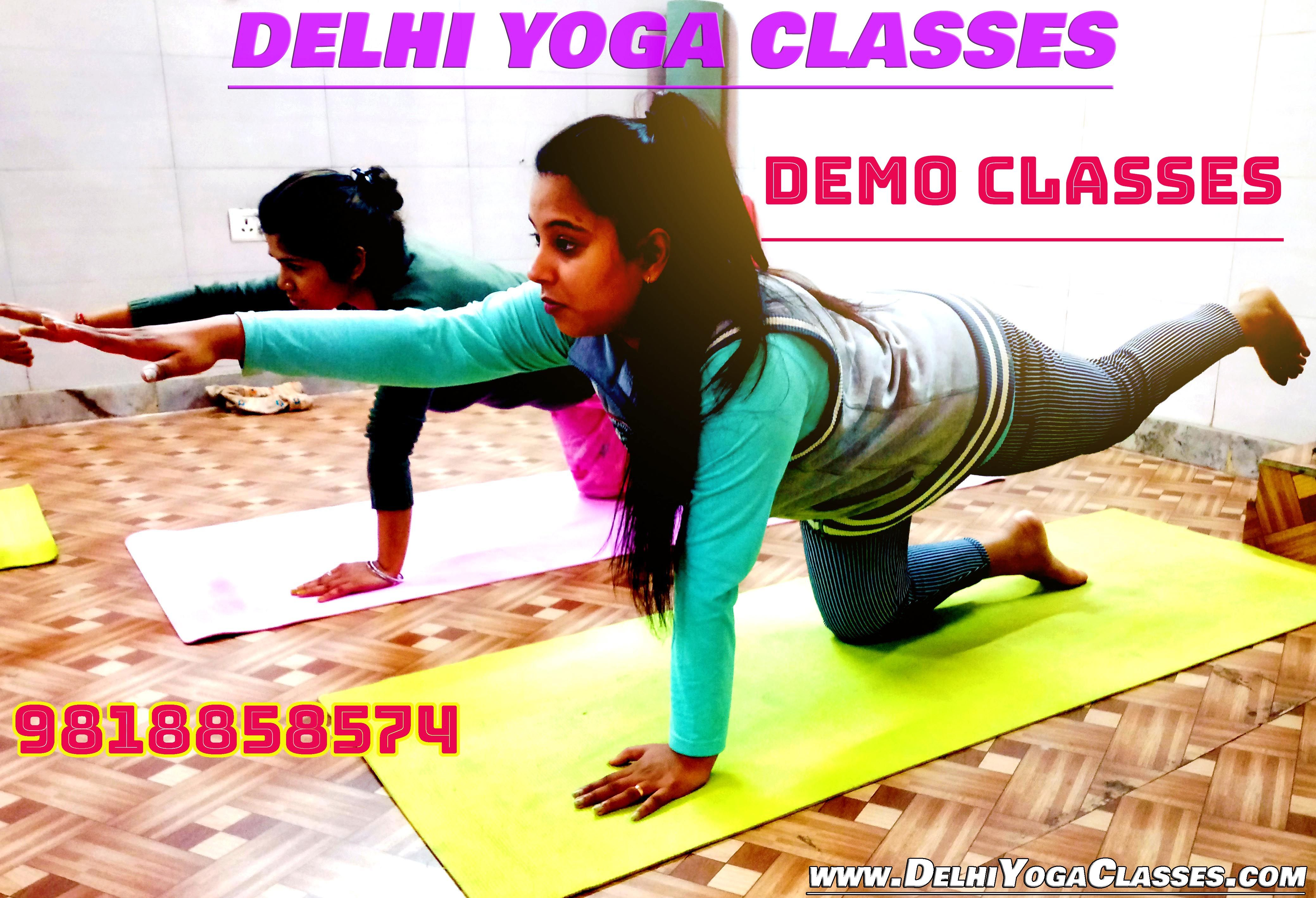 Demo yoga classes for all dyc 9818858574 in 2020