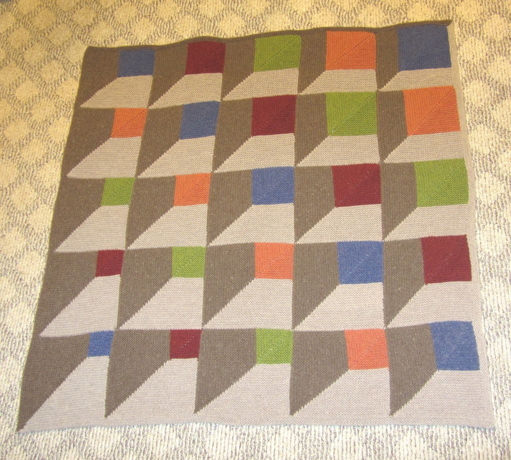 A New Angle Pattern By Woolly Thoughts