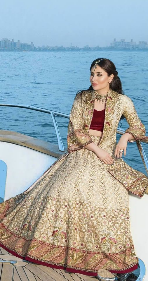 Tena Durrani dressed Kareena Kapoor for her First Post-Baby Shoot ...