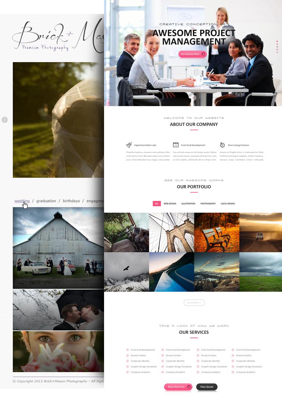 Cedar Rapids Iowa Basic Website Design And Development Solutions Basic Website Templates Business Website Social Media