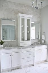 Create a master bathroom spa retreat with decorative home accents luxury linens
