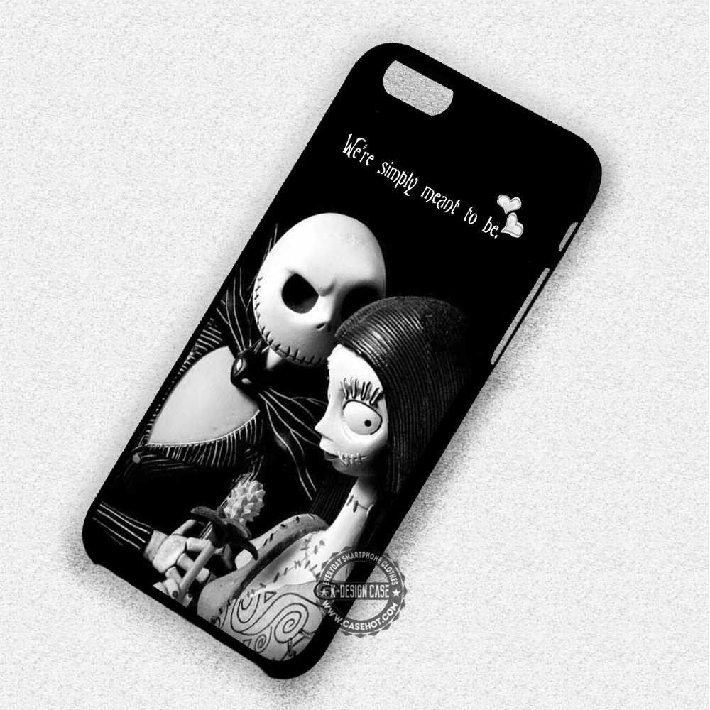 Jack Skellington tumblr iphone case