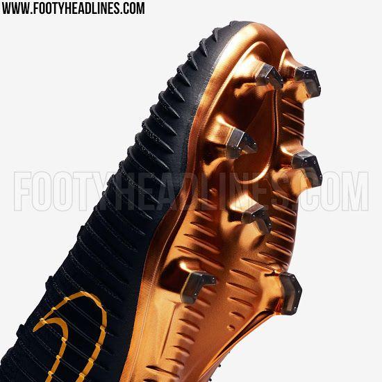 100c0fd1698  Black   Metallic Gold  Nike Flyknit Ultra Boots Released - Footy Headlines.