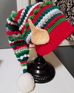 1843f8323f5 crochet fairy elf ears hat More