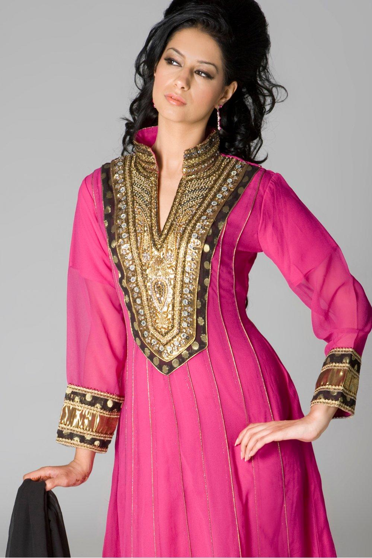 Lovely Details & Colors on Kameez | Love India | Pinterest