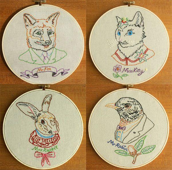 Sublime Stitching - Ryan Berkley Ensemble Borduurpatronen zijn vaak te gebruiken. Veel verschillende bij Ja, Wol (Rotterdam) € 4,50