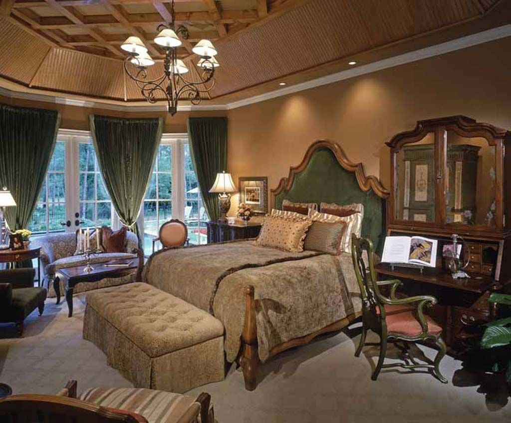 Classic Bedroom Design Ideas  Home Designs 2  Pinterest Fair Master Bedroom Interior Decorating 2018