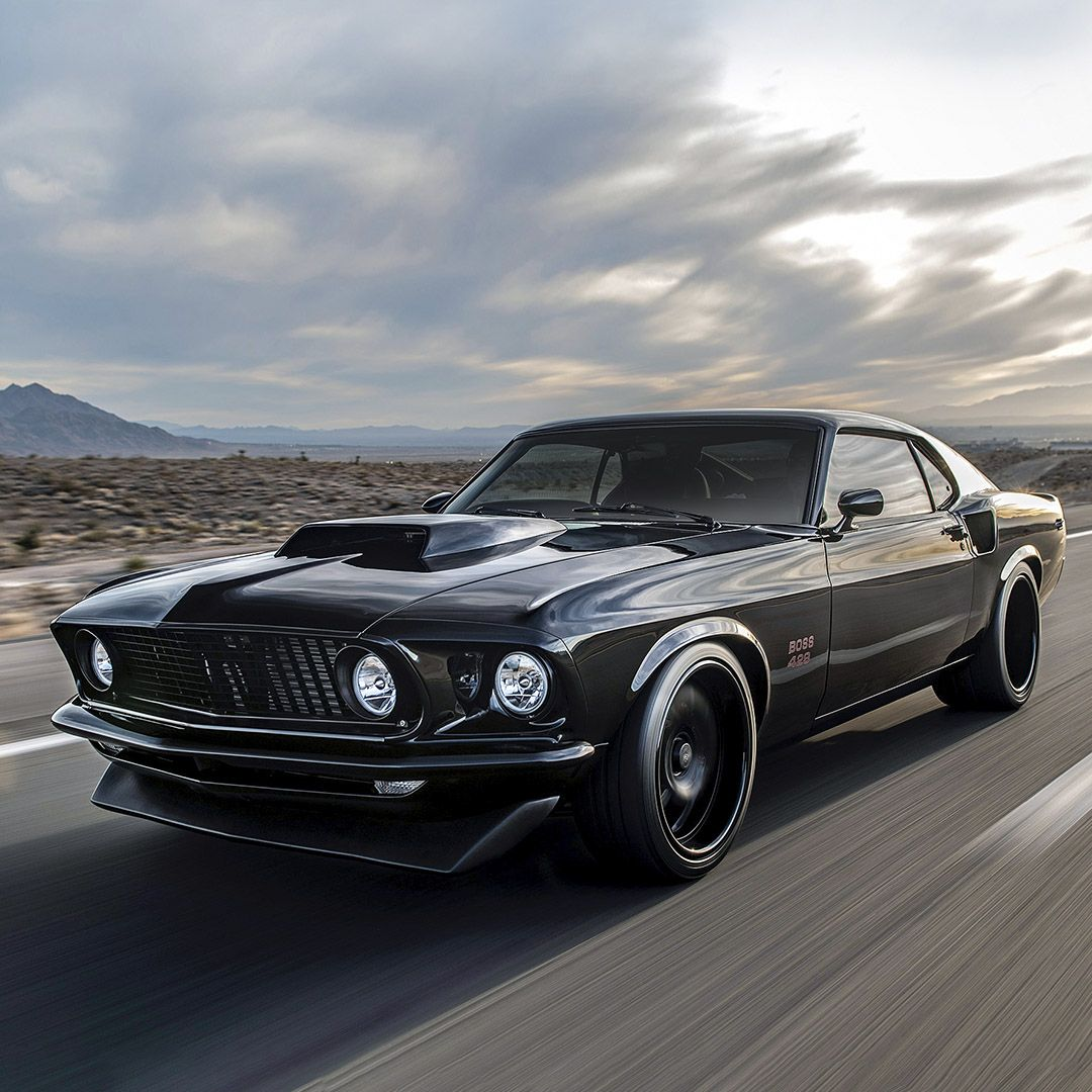 1969 FORD MUSTANG BOSS 429 RE-CREATION