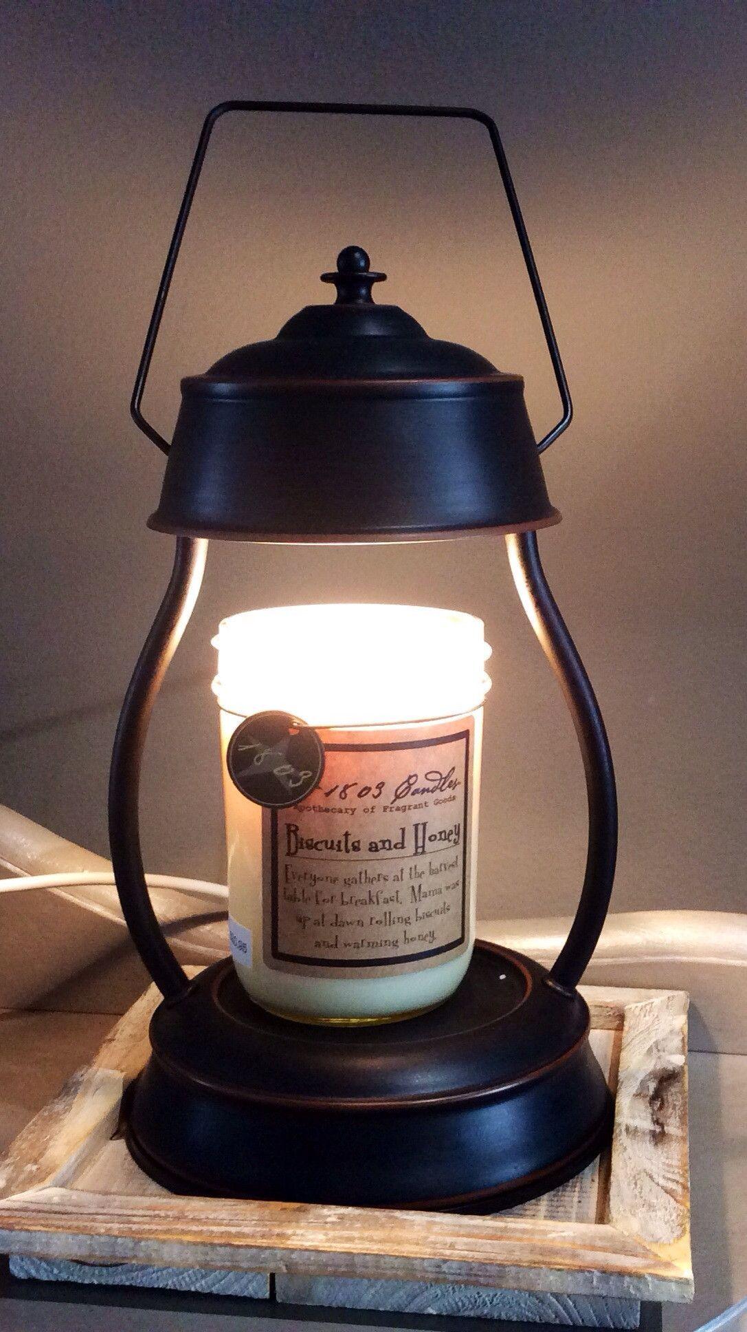 Hurricane Candle Warmer Lantern Oil Rubbed Bronze