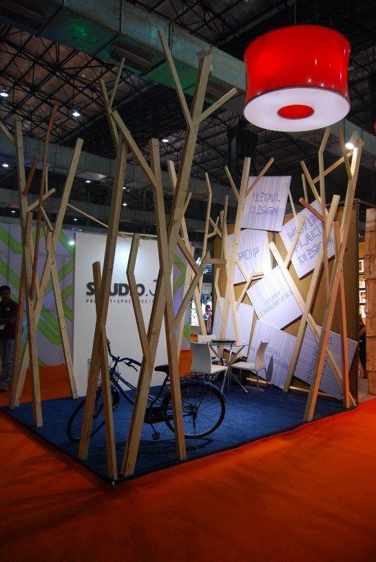 Exhibition Stall Design Layout : Original stall design studioj by thomas at