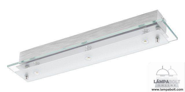 Fres 2 mennyezeti lámpa Eglo 93886, lámpa, csillár, webáruház - badezimmer led deckenleuchte ip44