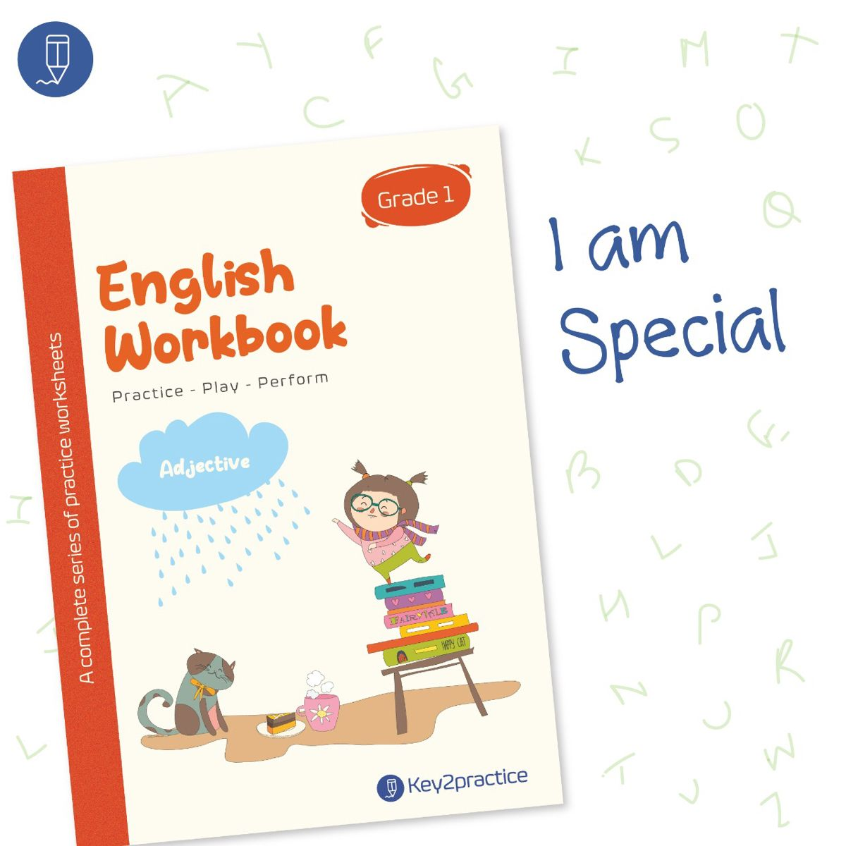 English Worksheets Grade 1 Chapter Adjectives