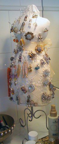 Pin By Julie Bodnar On Dress Forms Pinterest Dress Form Jewelry
