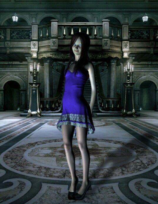 Blue dress dna mutation