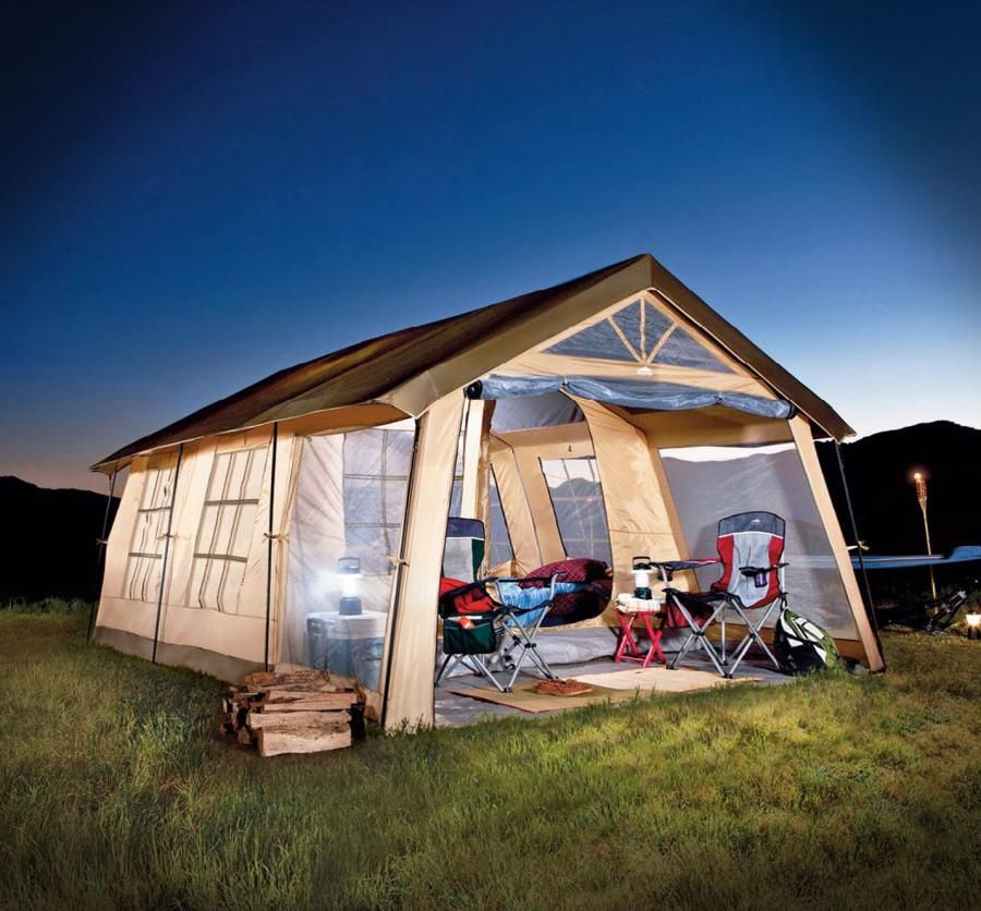 Northwest Front Porch Tent