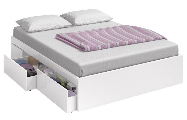 Estructura de cama con cajones adhara cuartos en 2019 pinterest bedroom room y bed - Estructura cama cajones ...